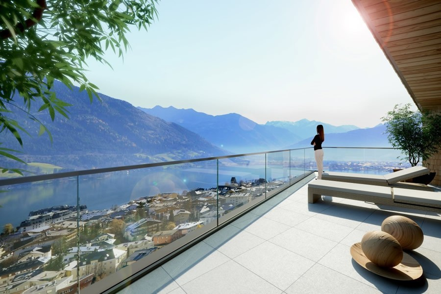 Located In The Heart Of Prestigious Zell Am See, This Residence Is An  Outstanding New Build Development Consisting Of 5 Luxury Apartments Over 3  Floors.