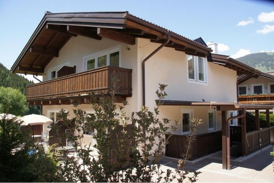Apartmenthouse with 5 apartments in Hollersbach Salzburg Austria