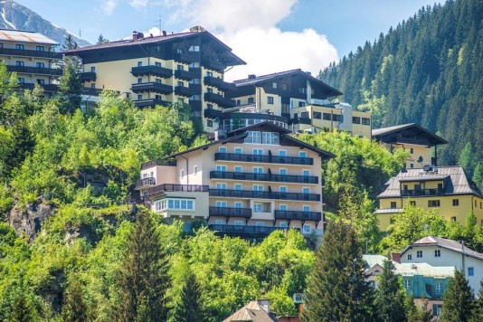 2-bedroom apartment Bad Gastein Salzburg Austria